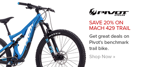Save 20% on Mach 429 Trail