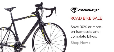 CC-Road Bike Sale ft. Ridley