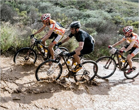 ASSOS Cape Epic Race