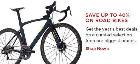 End Of Year Road Bike Sale