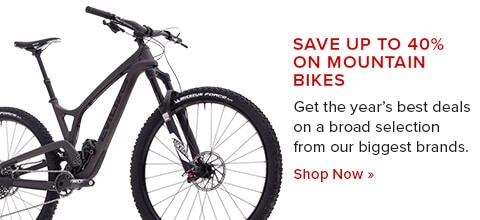 End of year mtb sale