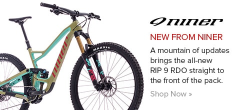 Niner Rip-9 rdo Launch