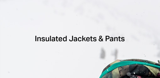 Insulated Jackets & Pants