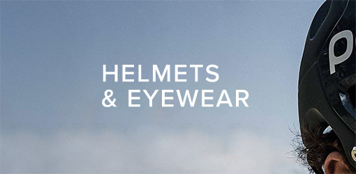 Helmets & Eyewear