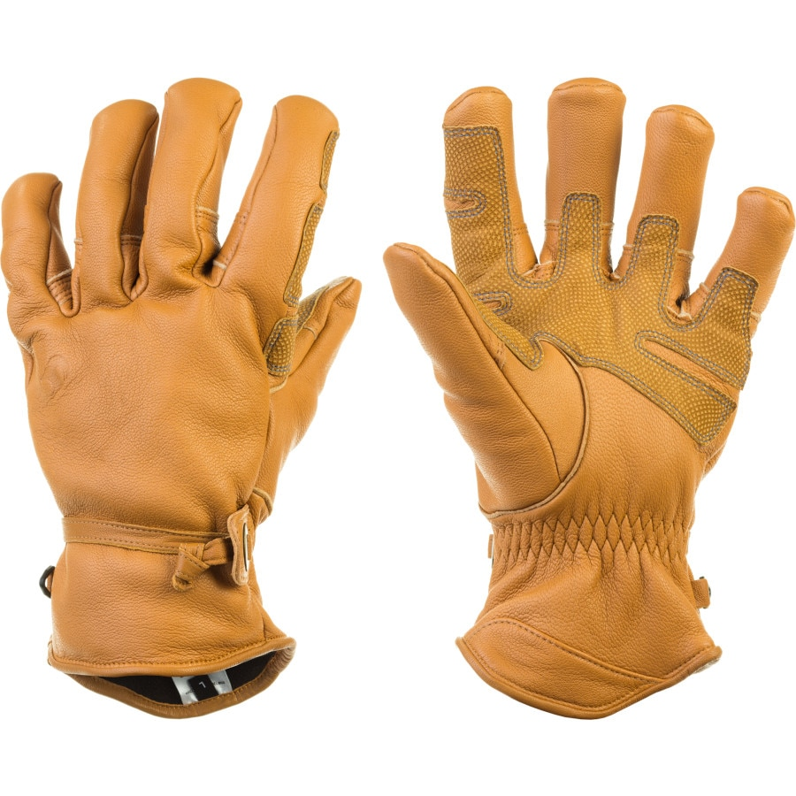 Leather work gloves best - Backcountry Com Wasatch Glove