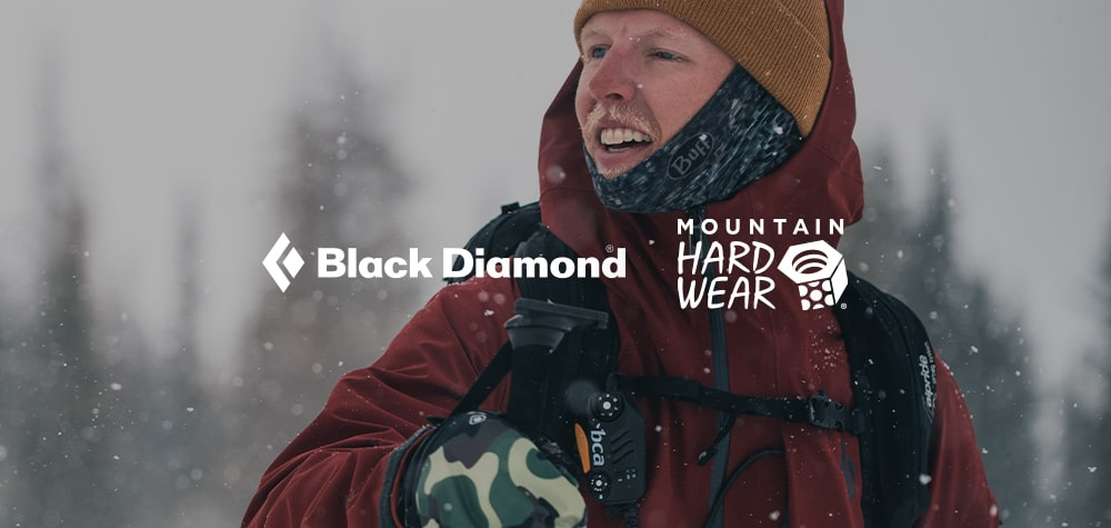 Black Diamond & Mountain Hardwear